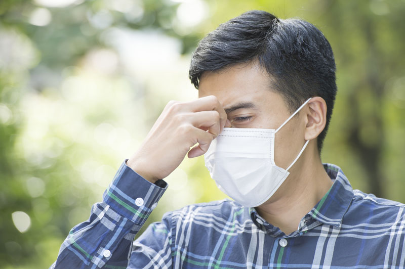 花粉症・アレルギーの治療