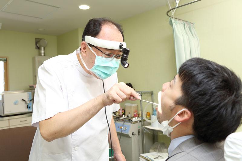 府中市の喉頭がん検診を実施